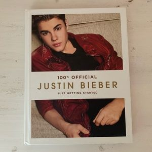 justin bieber book just getting started